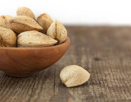 allergisk mot nötter